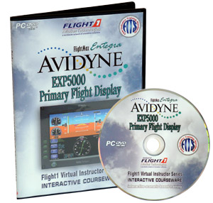 Avidyne Entegra EXP5000 PFD - Interactive Courseware
