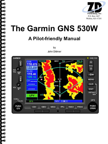 Garmin GNS 530W WAAS Manual