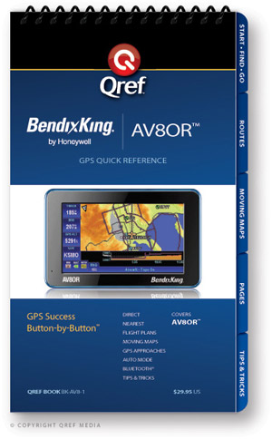 Bendix/King AV80R Avionics Procedure Checklist