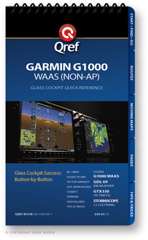 Garmin G1000/WAAS Avionics Procedure Checklist