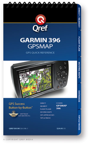 Garmin GPSMAP 396 Avionics Procedure Checklist