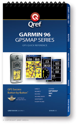 Garmin GPSMAP 96 Avionics Procedure Checklist