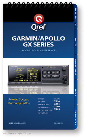 Garmin Apollo GX Series Avionics Procedure Checklist