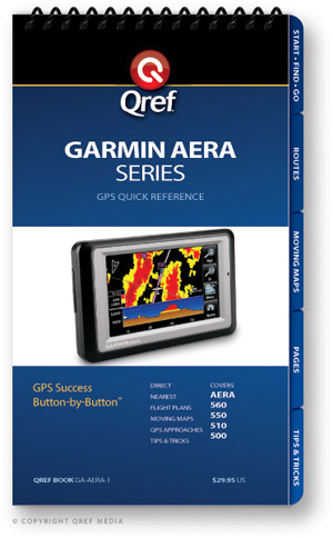 Garmin AERA Series Avionics Procedure Checklist