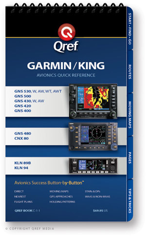 Garmin/King Combo Avionics Procedure Checklist
