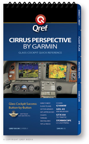 Garmin Cirrus Prespective Avionics Procedure Checklist