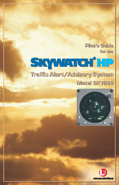 Skywatch HP Pilot Guide