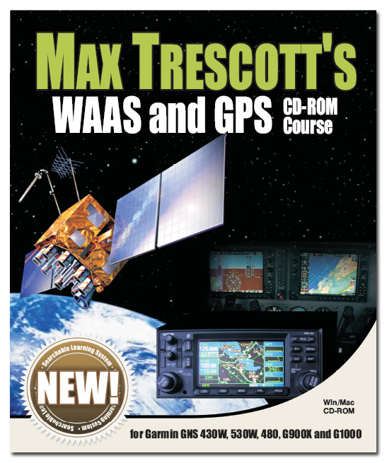 WAAS and GPS CD-ROM Course