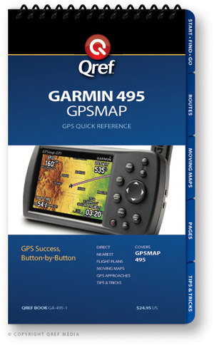 Garmin GPSMAP 495 Avionics Procedure Checklist